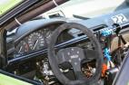 Added a smaller steering wheel