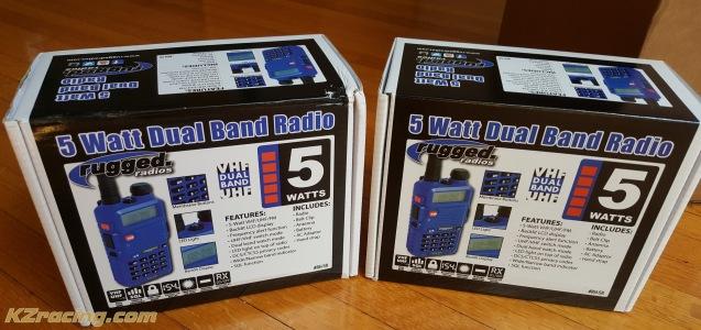 Rugged Radios RH-5R