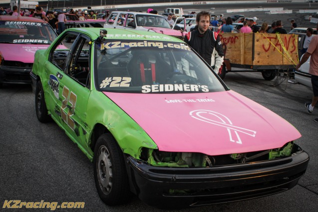 Special Breast Cancer Awareness Livery